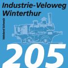 Industrie-Veloweg Winterthur