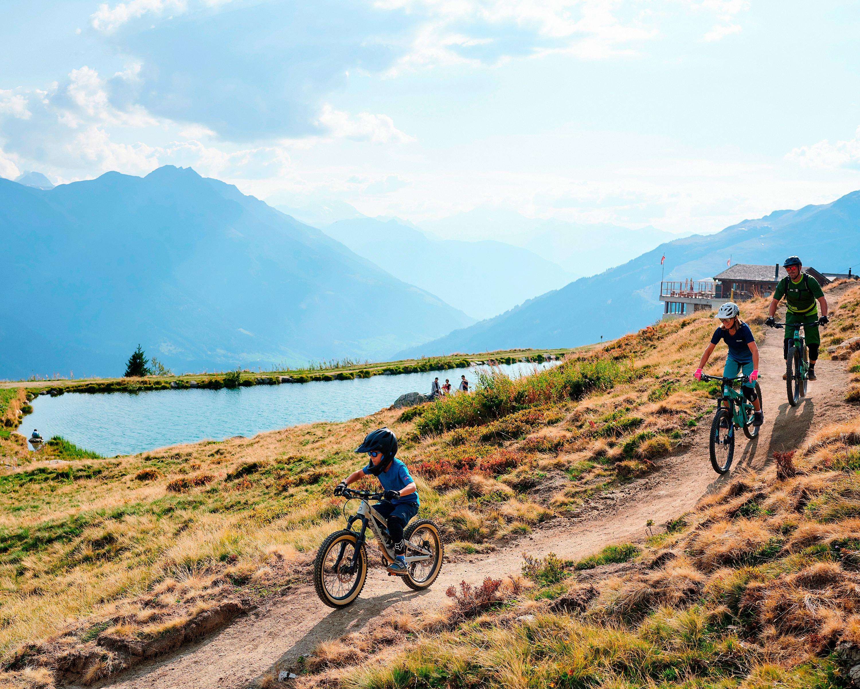 Bike park Bellwald