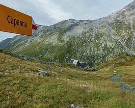 Alpenpässe-Weg
