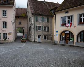Chemin du Jura