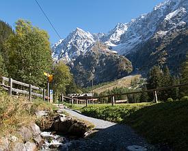 Lötschberg-Panoramaweg