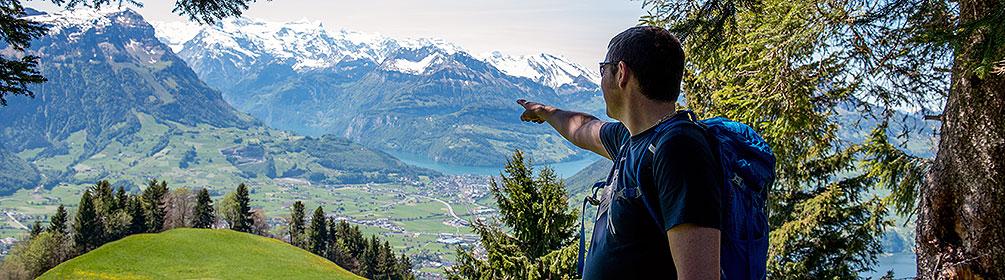63 Schwyzer Höhenweg