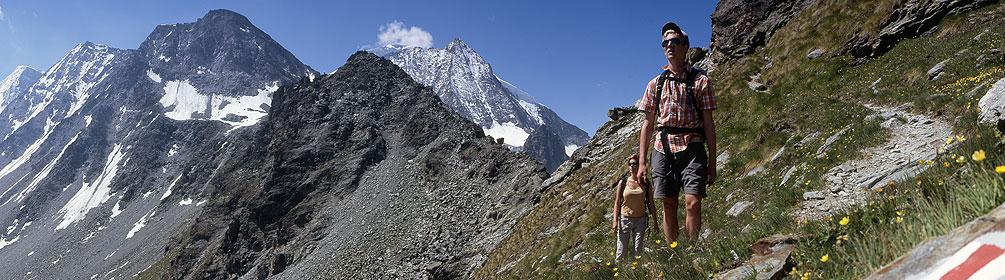 6 Sentiero dei passi alpini