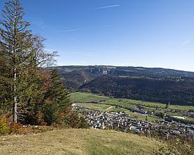 Chemin du Jura bernois