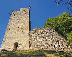 Chemin du Vallon des Vaux
