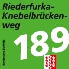 Riederfurka-Knebelbrückenweg