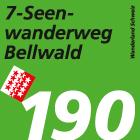 7-Seenwanderweg Bellwald