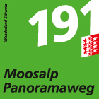 Moosalp Panoramaweg
