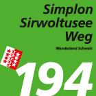 Simplon-Sirwoltusee-Weg
