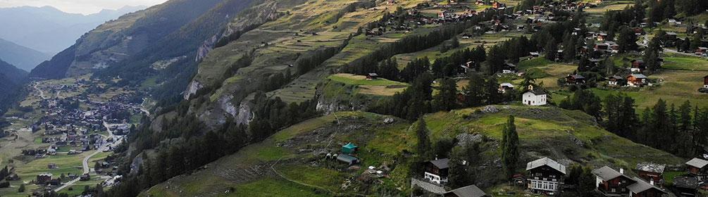 214 Chemin des villages d'Evolene