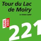 Tour du Lac de Moiry