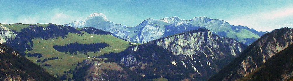 Panoramaweg Grimmialp