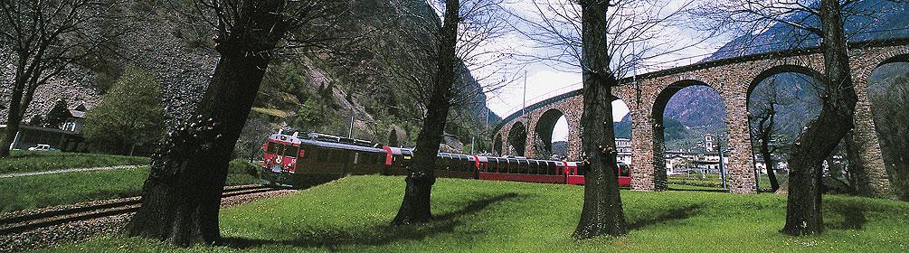 33 Via Albula/Bernina