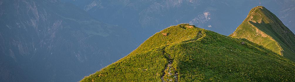 Höhenwanderung zum Augstmatthorn