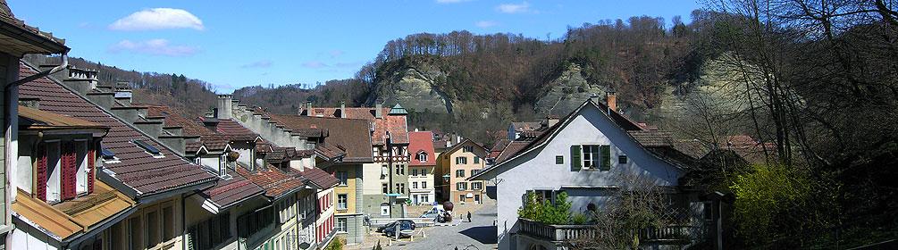 Flüeweg Burgdorf