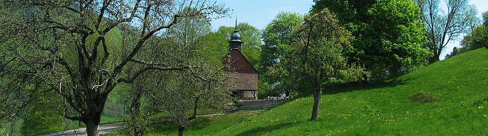 Chemin de Romont et Stierenberg