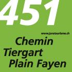 Chemin Tiergart-Plain Fayen