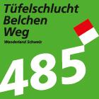 Tüfelsschlucht-Belchen-Weg