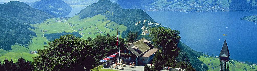 Felsenweg Bürgenstock