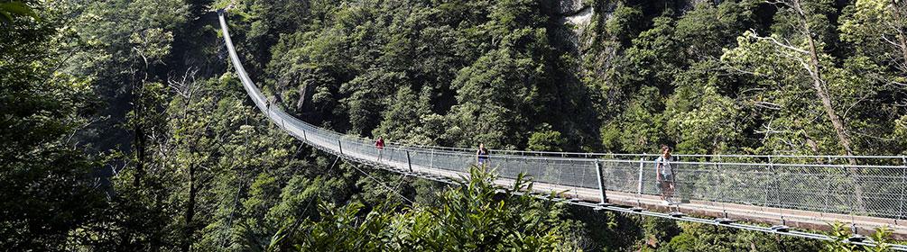 628 Giro del ponte tibetano