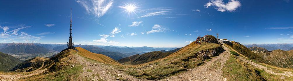 633 Giro del Monte Tamaro