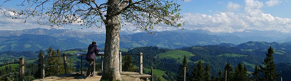 65 Grenzpfad Napfbergland