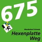 Hexenplatte-Weg