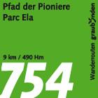 Pfad der Pioniere Parc Ela