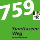 Surettaseen-Weg