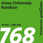 Arosa-Ochsenalp Rundtour