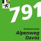 Alpenweg Davos