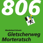 Gletscherweg Morteratsch