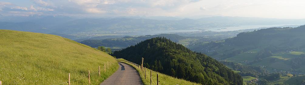 Hüttchopf Weg