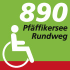 Pfäffikersee-Rundweg