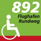 Flughafen-Rundweg