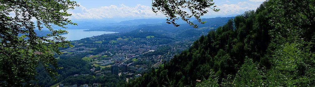 893 Albisgrat-Höhenweg