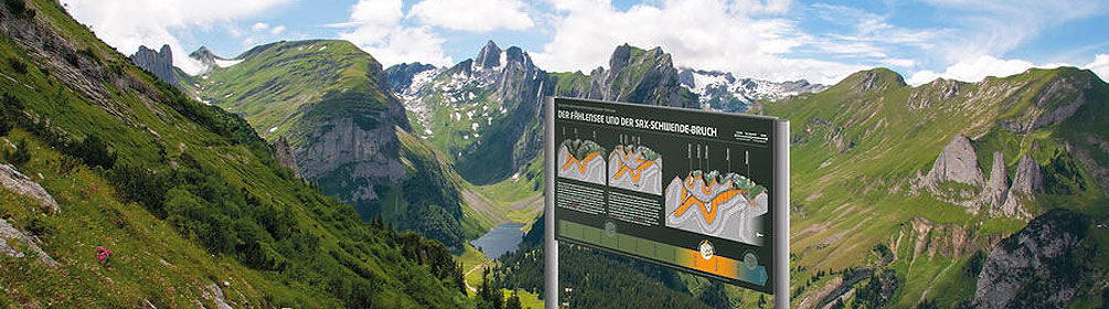 Geologischer Wanderweg Alpstein