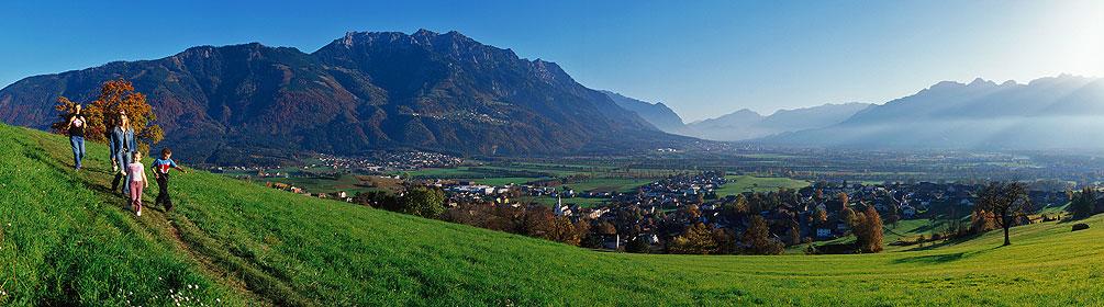 Eschnerberg-Höhenweg