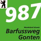 Barfussweg Gonten
