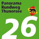Panorama Rundweg Thunersee