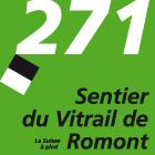 Sentier du Vitrail de Romont