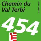 Chemin du Val Terbi