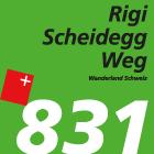 Rigi Scheidegg-Weg