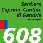 Sentiero Caprino-Cantine di Gandria
