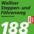 Walliser Steppen- und Föhrenweg