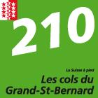Les cols du Grand-St-Bernard