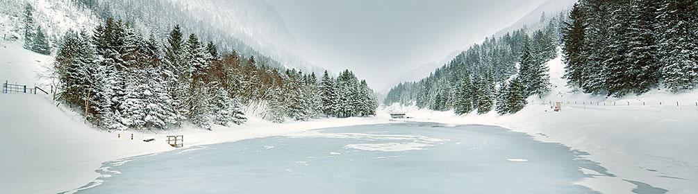 102 Valünatal-Winterwanderweg
