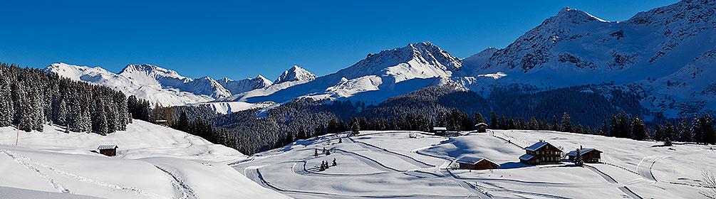 Prätschalp-Winterwanderweg