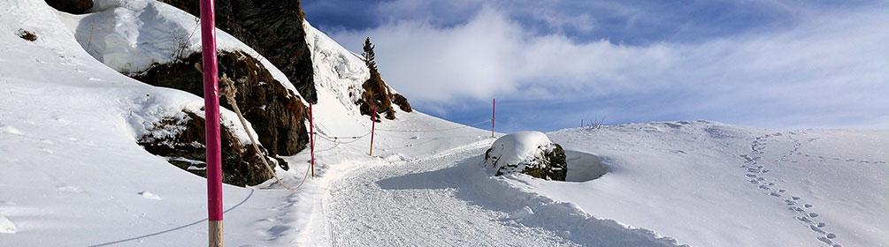 341 Roccabella-Winterwanderweg