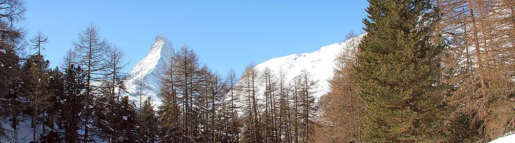 Zermatt-Sunnegga-Weg